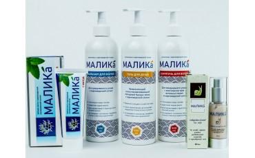 МАЛИКА с Карловарской солью – уникальная натуральная косметика